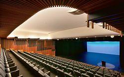 The new Claver Theatre.Image: Christopher Frederick Jones