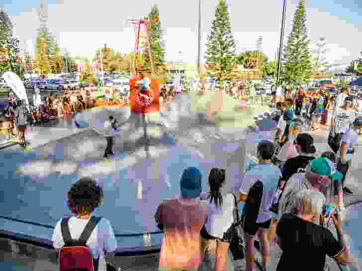 The project has received much praise and acclaim from Skateboarding Australia and often attracts international skateboarders.