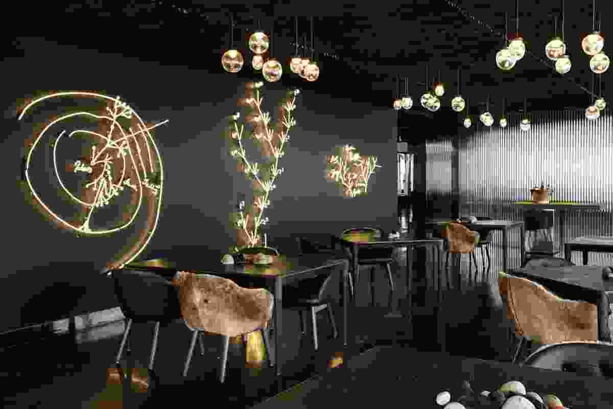 2012 Hospitality Design Award: Vue de Monde by Elenberg Fraser.