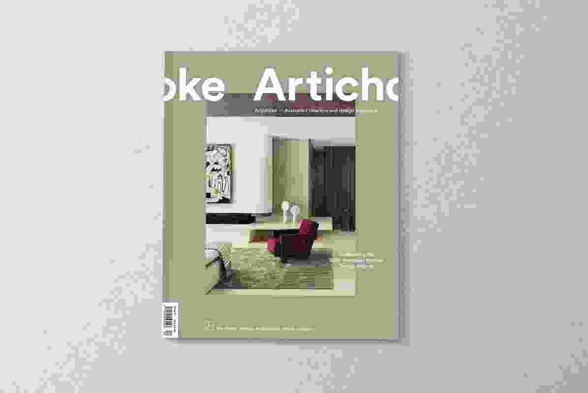 Artichoke issue 71.