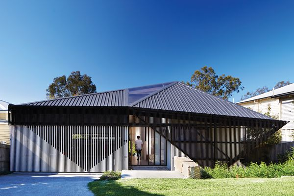 Bardon House by Bureau Proberts.