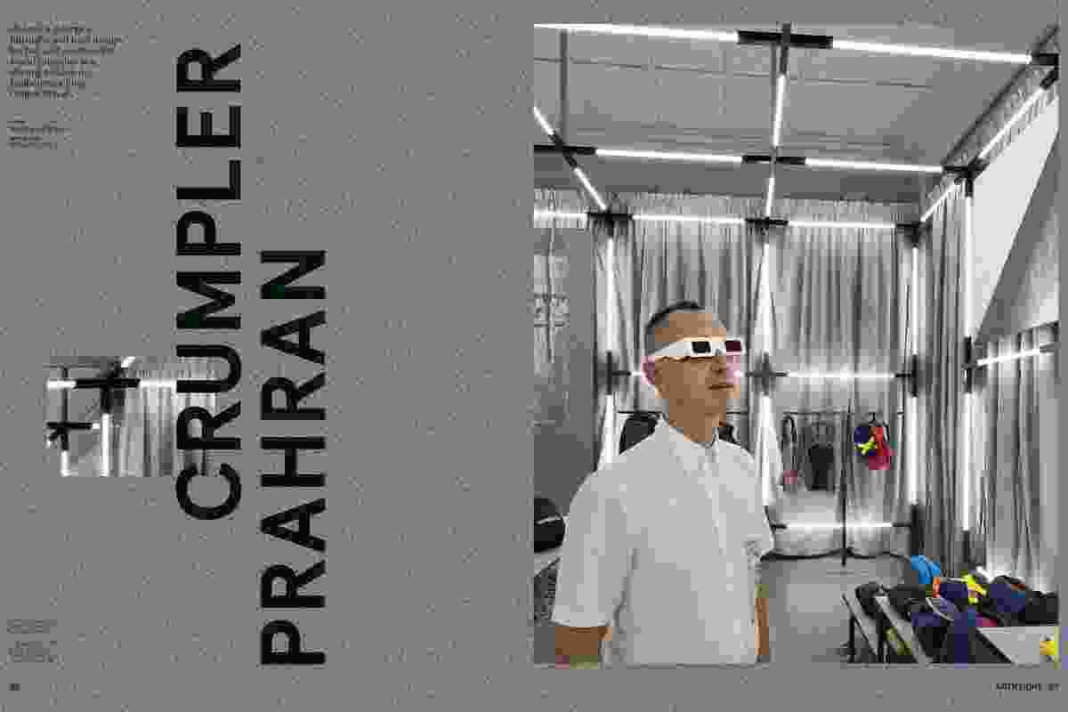 Crumpler Prahran by Russell & George.