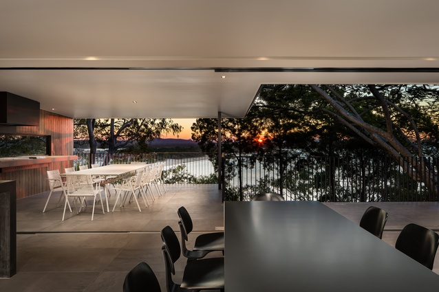 Noosa Nest by Tim Ditchfield Architects received a regional commendation.