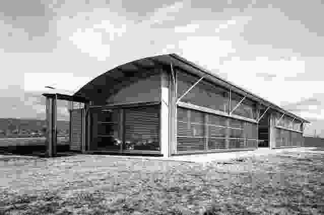 Magney House by Glenn Murcutt.