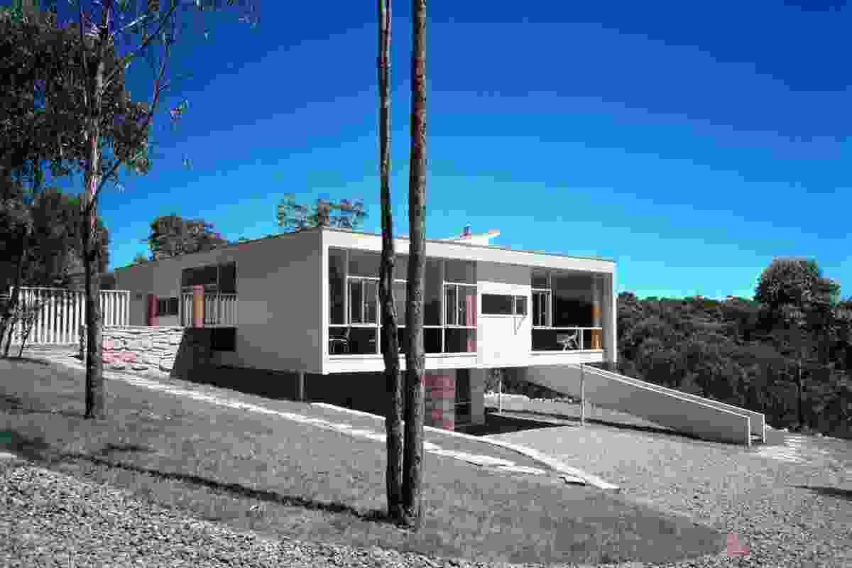 Rose Seidler House, Wahroonga, Sydney, 1948–1950.