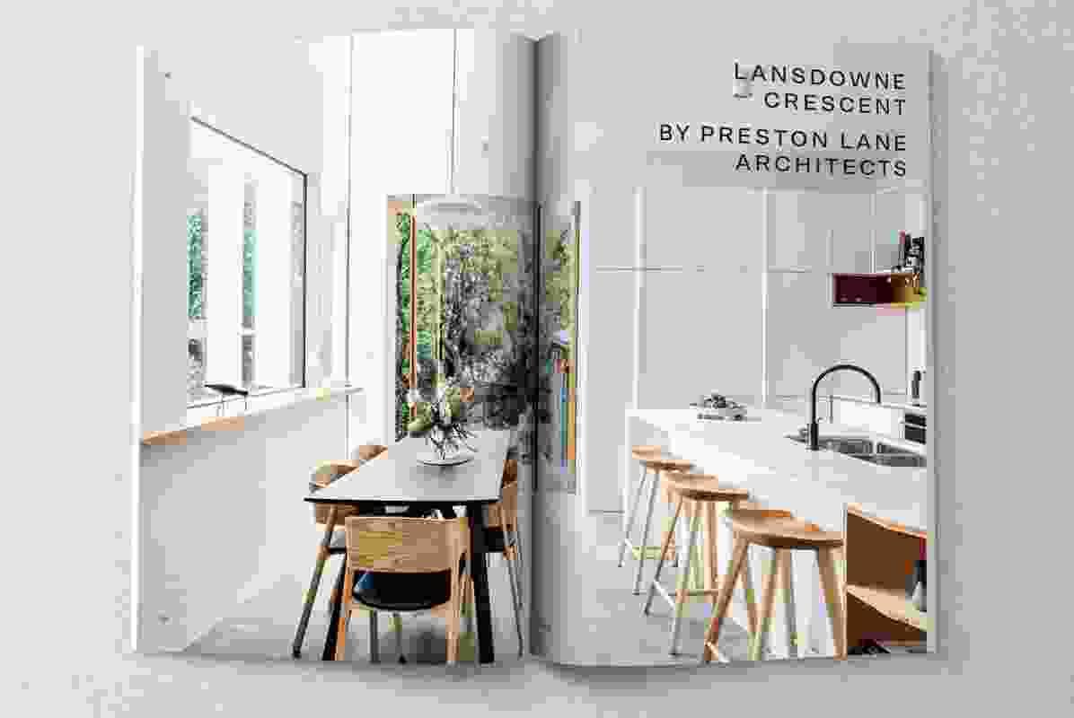 Lansdowne Crescent by Preston Lane Architects.
