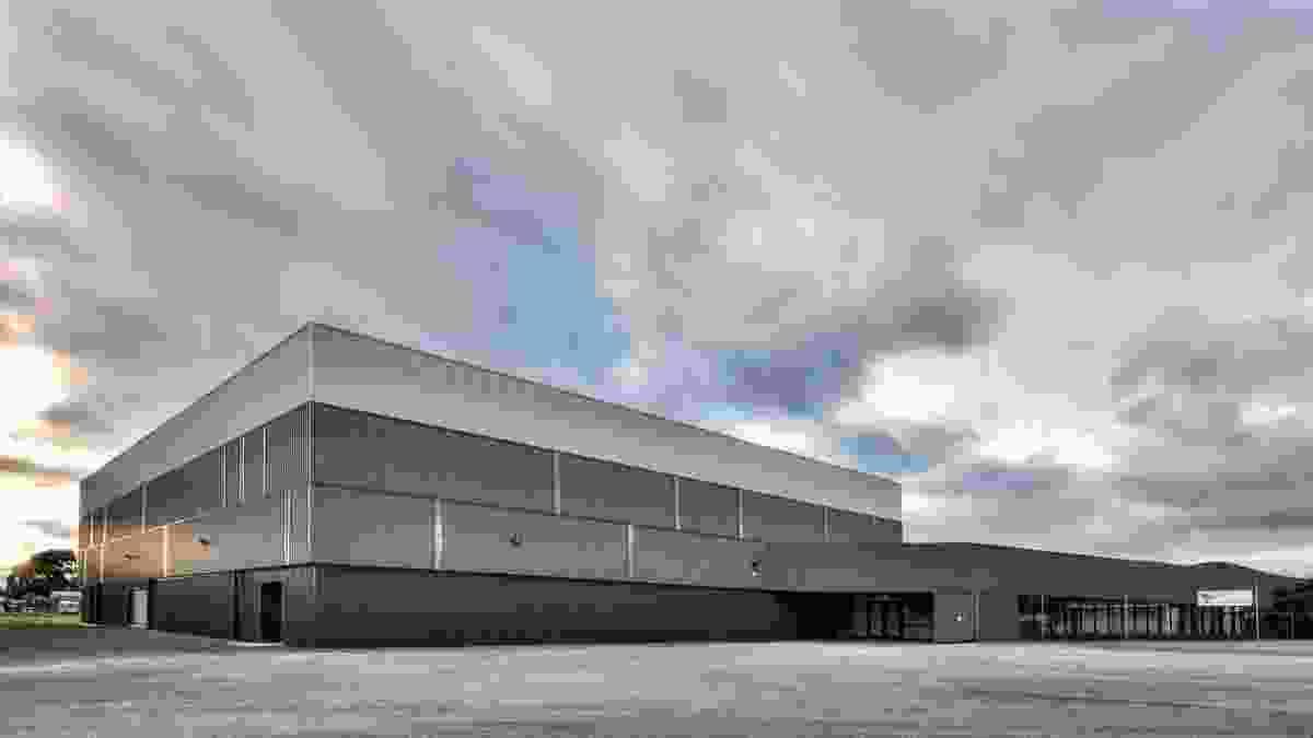 Break O Day Community Stadium by Edwards + Simpson.