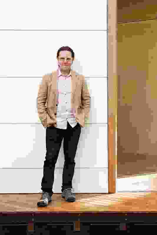 Paul Hotston of Phorm Architecture + Design