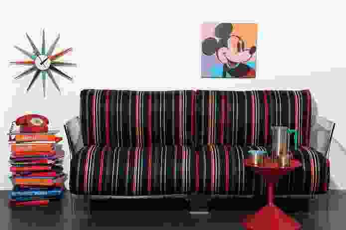 Kartell Pop sofa.