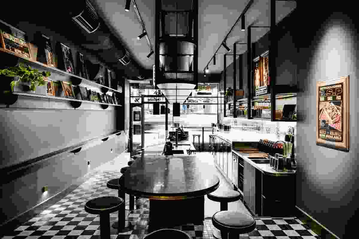 Biggie Smalls Windsor by Technē Architecture and Interior Design.