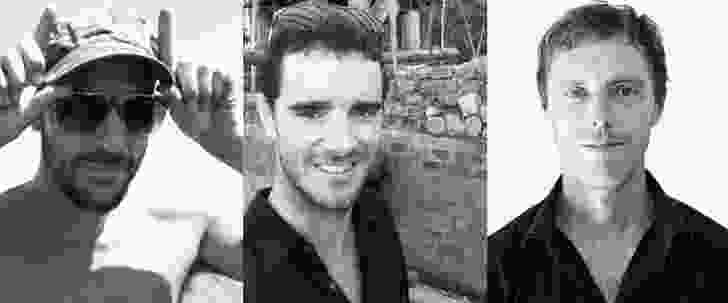 Regional Associates (L–R): Campbell Drake, Ross Langdon and Ben Milbourne.