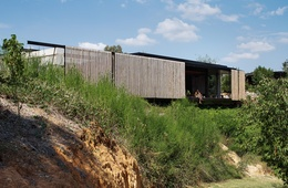 Spirit of experimentation: Sawmill House