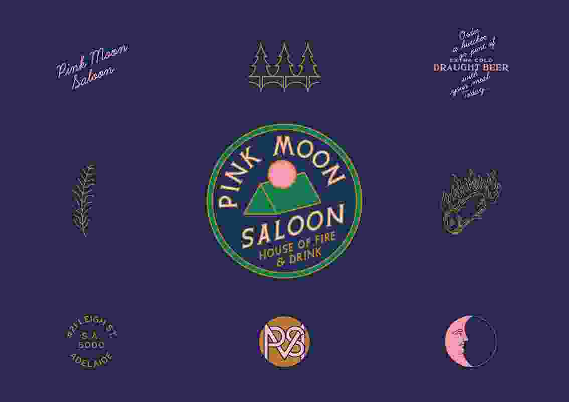 Pink Moon Saloon by Peculiar Familia
