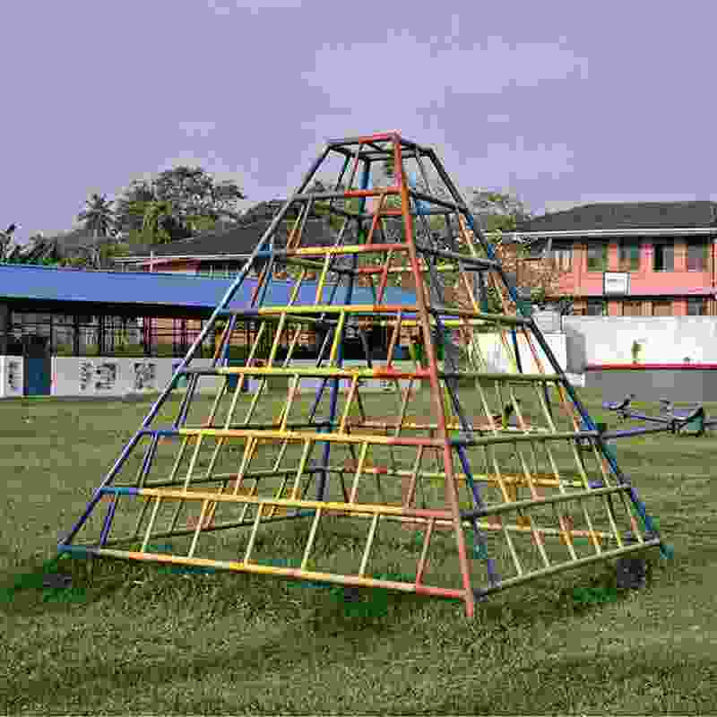 Pyramid, Tangalle by Dianna Wells.