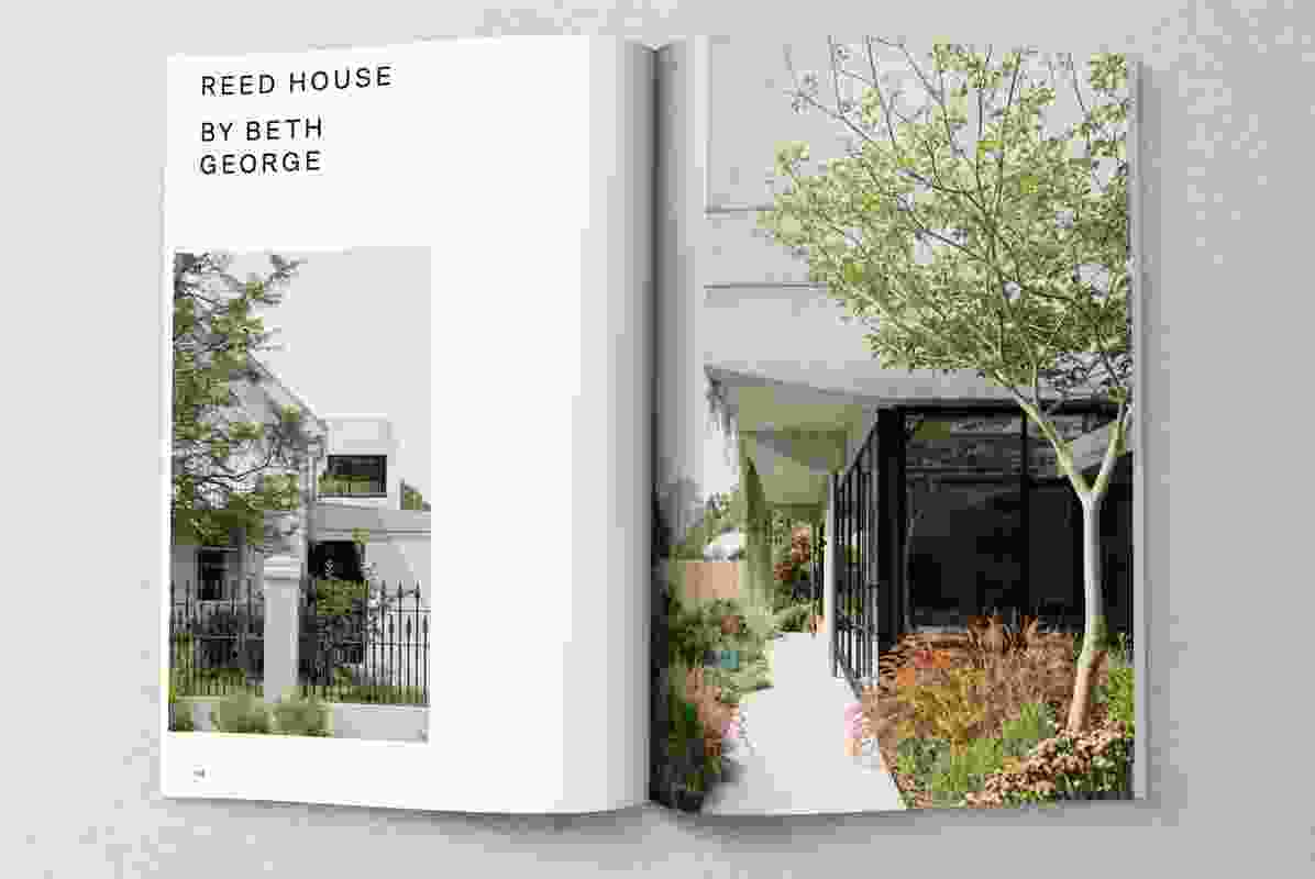 Reed House by Beth George.