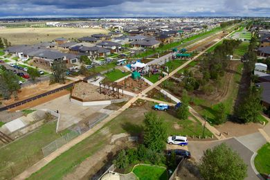 The community park by GHD Woodhead and GHD converted from a disused sewerage canal.