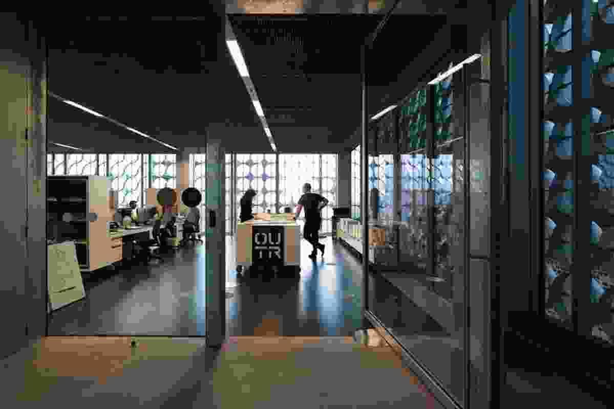 RMIT Design Hub, Vic, Sean Godsell Architects and Peddle Thorp Architects.