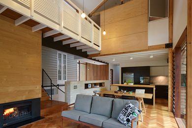 Ashgrove Residence by DM2 Architecture.