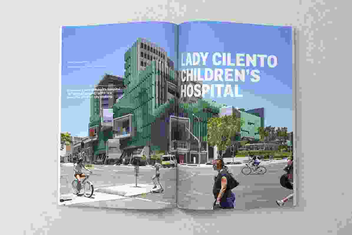 Lady Cilento Children's Hospital by Conrad Gargett Lyons.