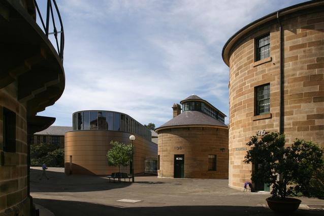 National Arts School by Tzannes (unbuilt, 2014).