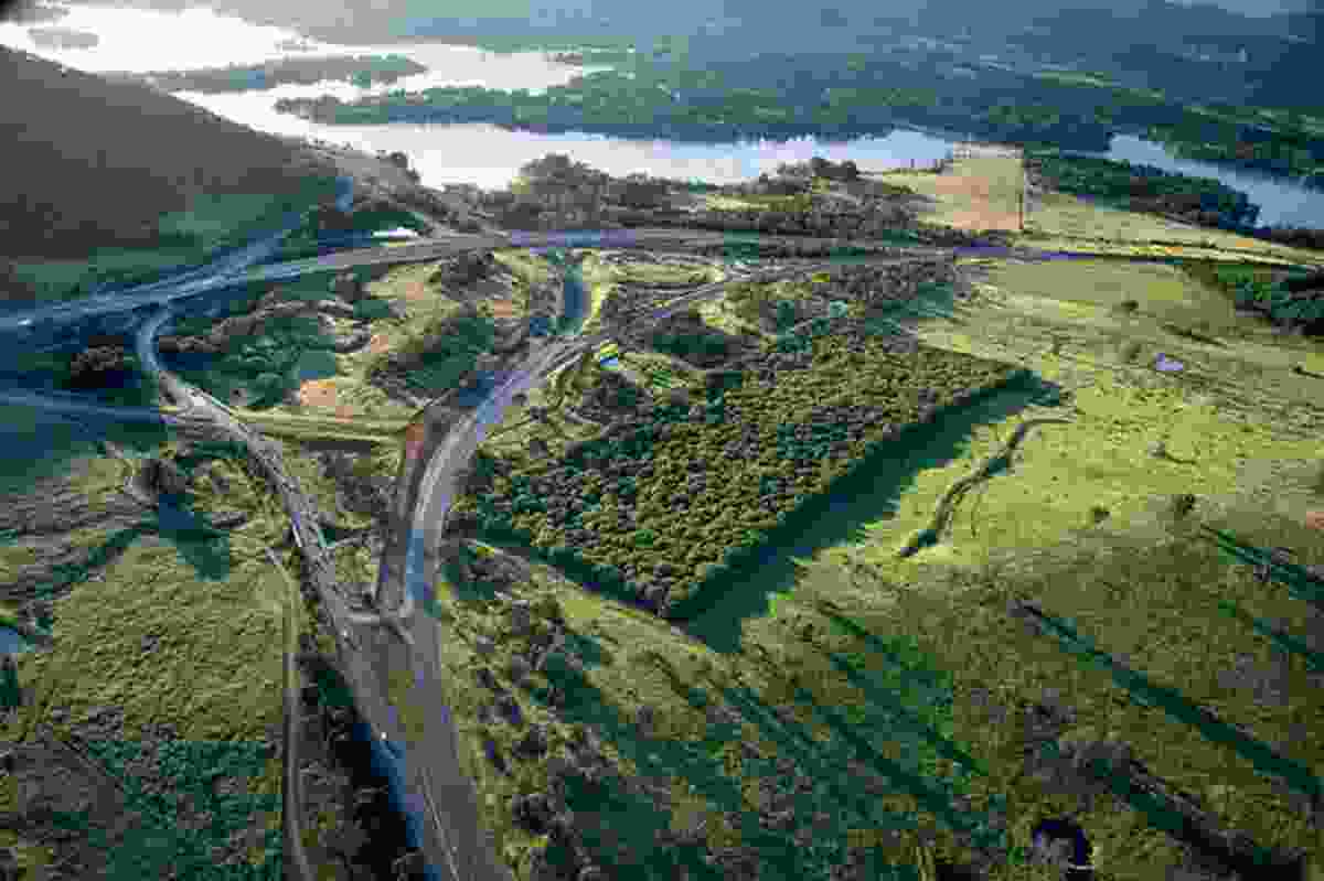 The National Arboretum by Taylor Cullity Lethlean and Tonkin Zulaikha Greer.