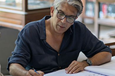 Bijoy Jain of Studio Mumbai.