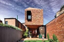 A grand reveal: North Melbourne Terrace
