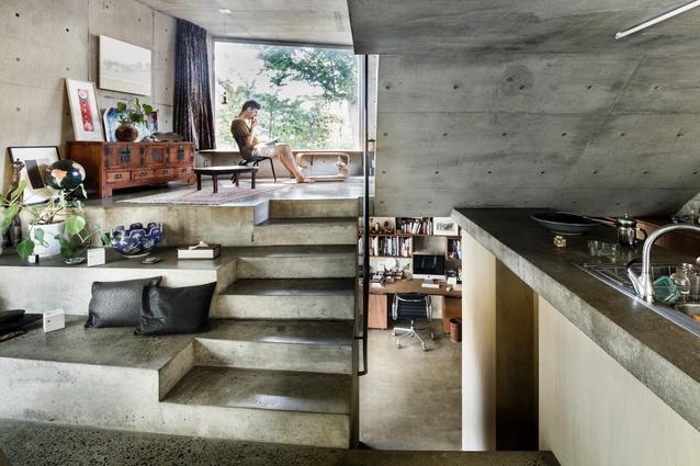 Kata House by Kamo Kiwako and Manuel Tardits.