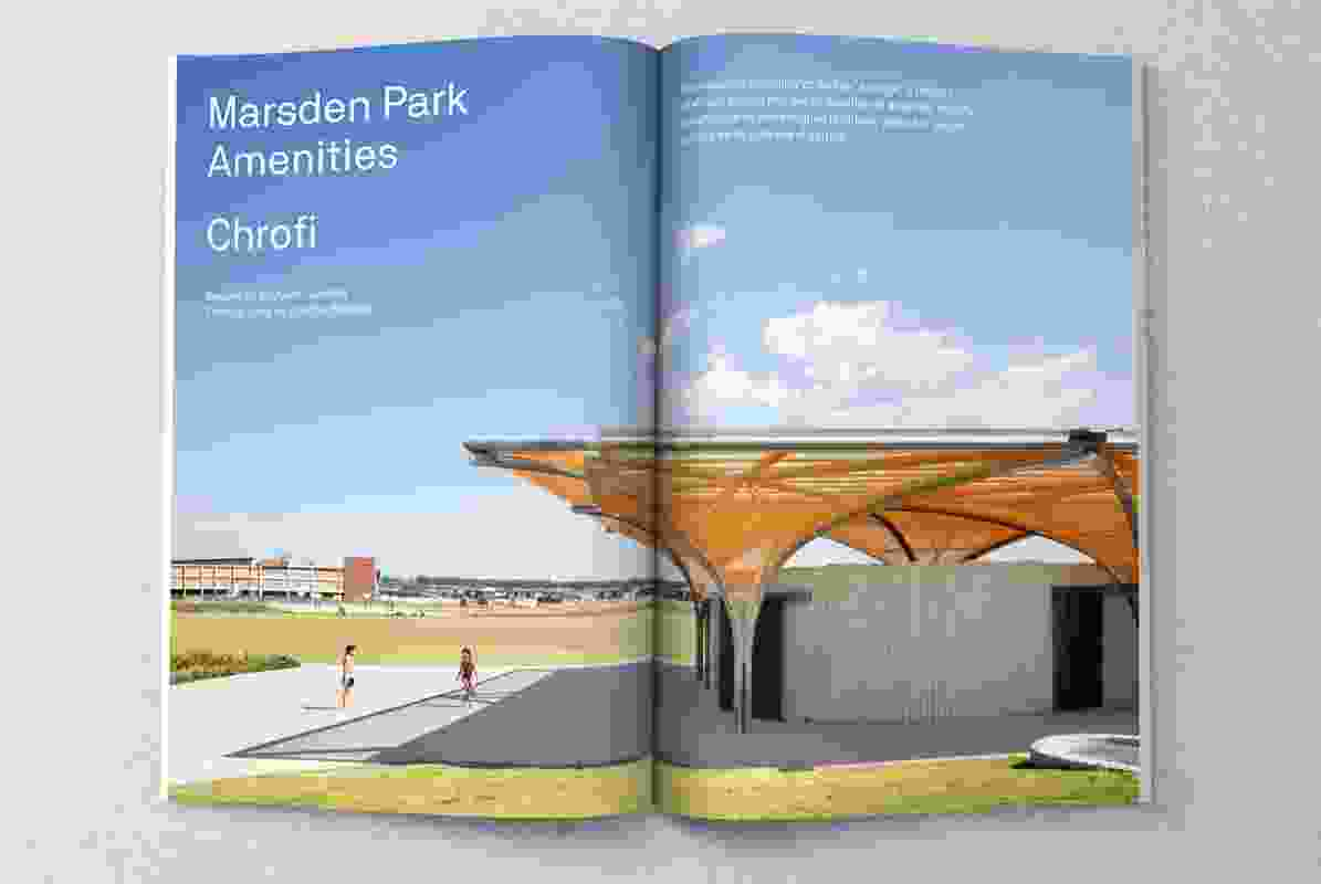 Marsden Park Amenities by Chrofi.