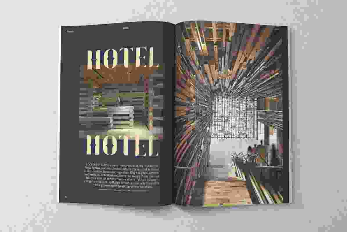 Hotel Hotel in Canberra.