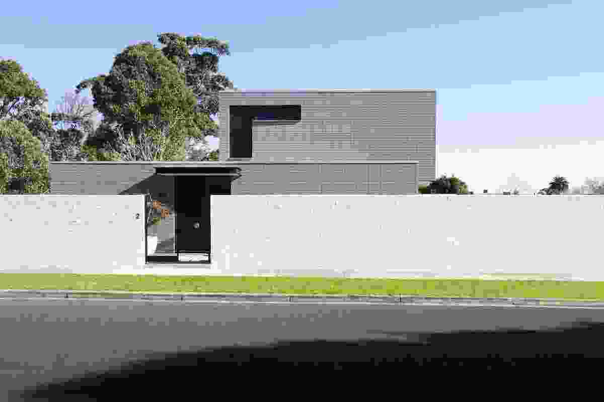 Brighton House by Greg Natale Design.