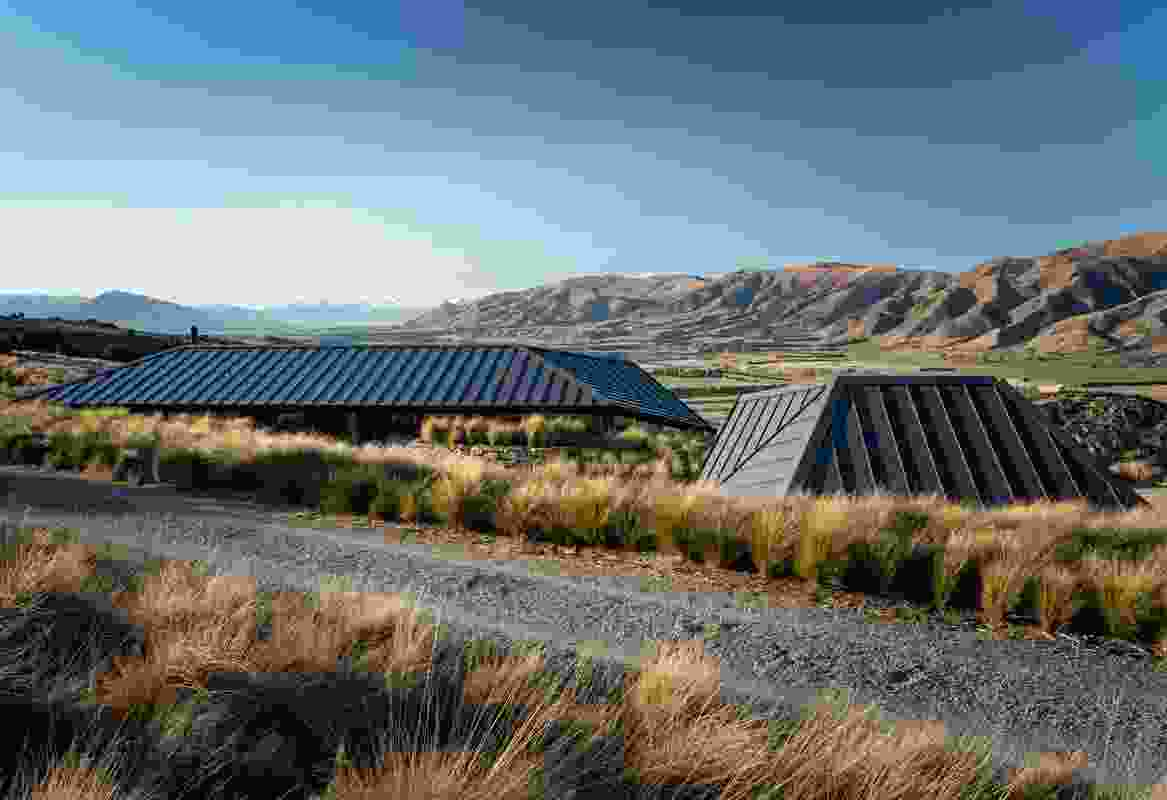 Commendation for Sustainable Architecture: Miura Fold House (New Zealand) by James Stockwell Architect