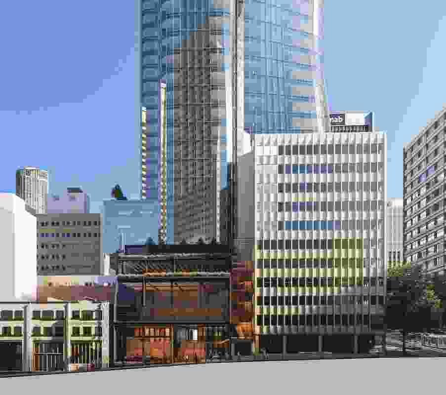 435 Bourke Street by Bates Smart.