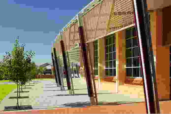 Scotch College Middle School by Taylor Robinson.