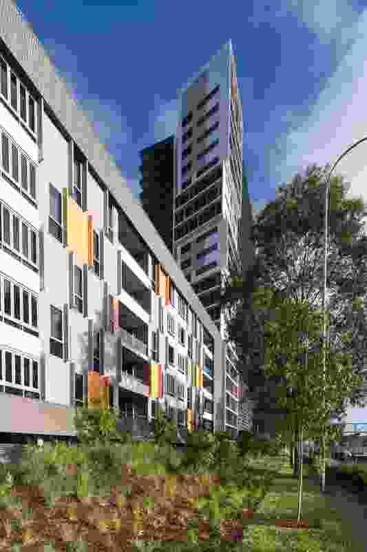 VSQ2 by Tony Caro Architecture.