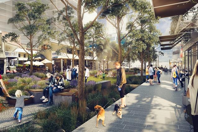 Parramatta Civic Link.