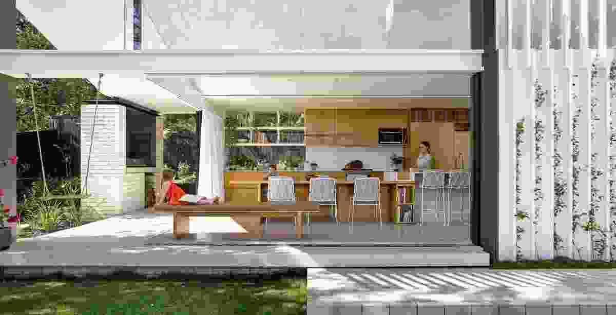 Jacaranda House by SP Studio.