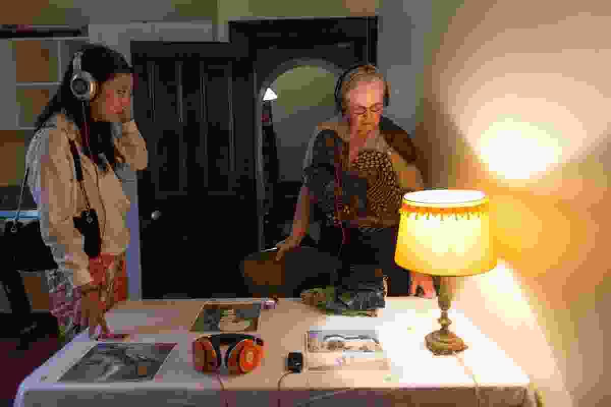 Blindfold Critique by Joshua David Lynch.