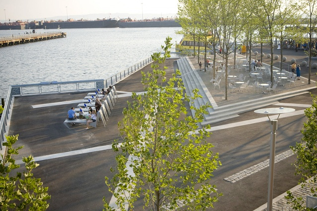 Ikea Waterfront Park by Terrain and Lee Weintraub.