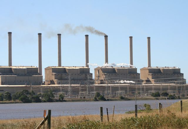 Hazelwood power station in Victoria's Latrobe Valley is due to close by March 2017.
