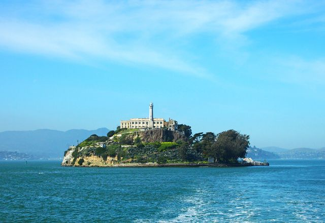 Alcatraz Island National Park in the US includes historic gardens created by those who lived there during its military and prison eras until the penitentiary closed in 1963. The Alcatraz Historic Gardens Project has restored these gardens.