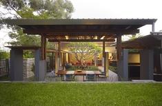 'Arena for living': Peter Stutchbury's Garden House