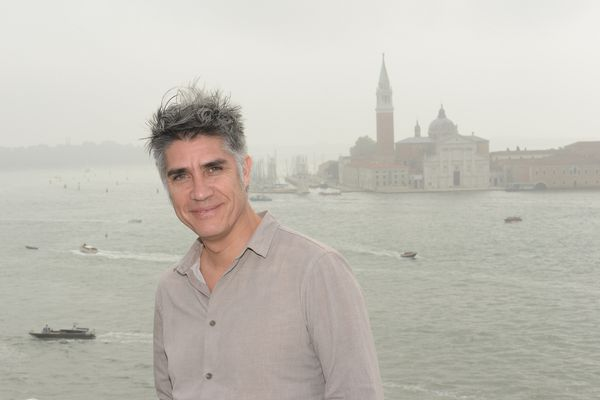 Curator of the 2016 Venice Architecture Biennale, Alejandro Aravena.