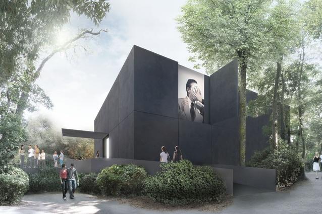 Dcm wins venice pavilion competition architectureau for Pavillion home designs australia