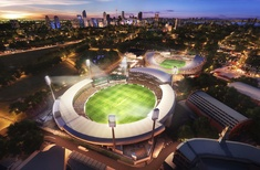 Cox Architecture lead architect for new SCG stand