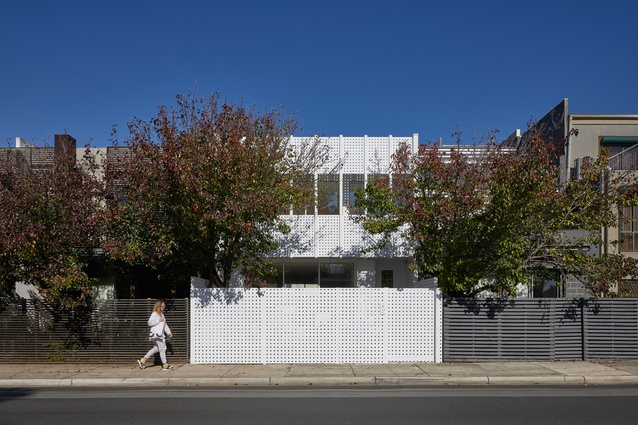 PerfPad by Northbourne Architecture and Design.