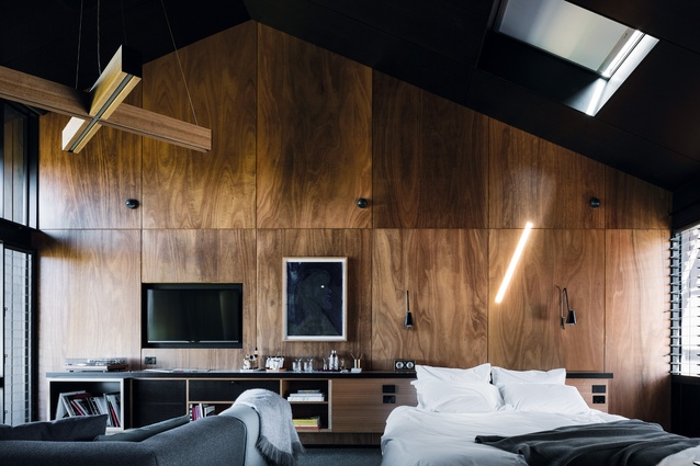 Best Hotel Design: Brae Restaurant Accommodation by Six Degrees Architects.