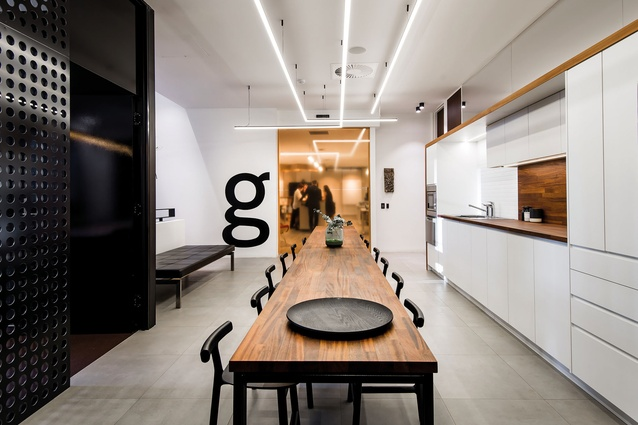 Studio Hub by Geyer.