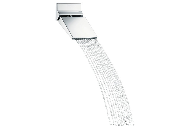 Raindance Rainfall shower from Hansgrohe.