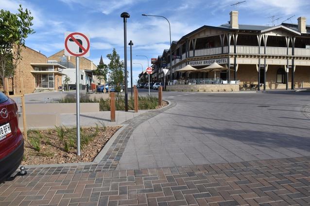 Sixth Street Revitalisation Project by Jensen Plus.